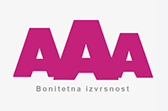 AAA - Bonitetna izvrsnost