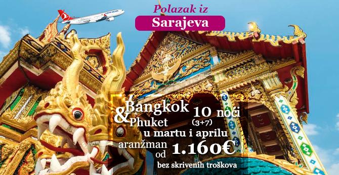 sarajevo tajland MART