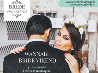 Wannabe bride vikend