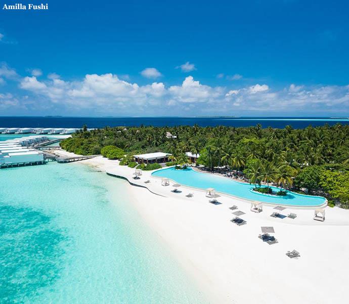 Maldivi Amilla Fushi