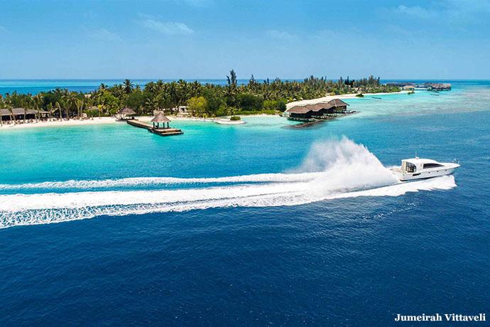 Maldivi čamac