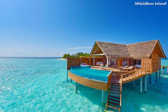 Maldivi Milaidhoo Island