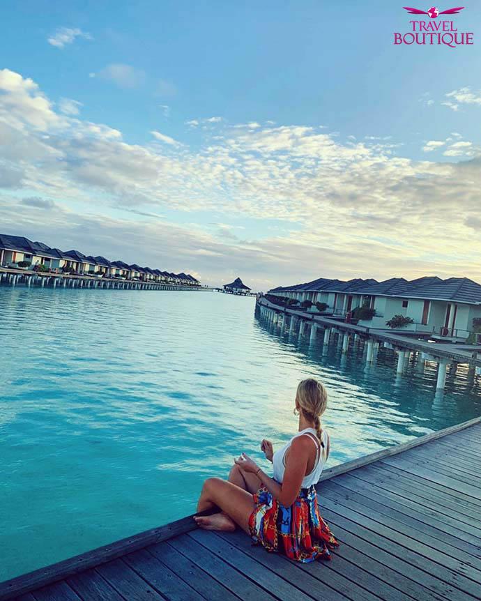 Maldivi Sun Island