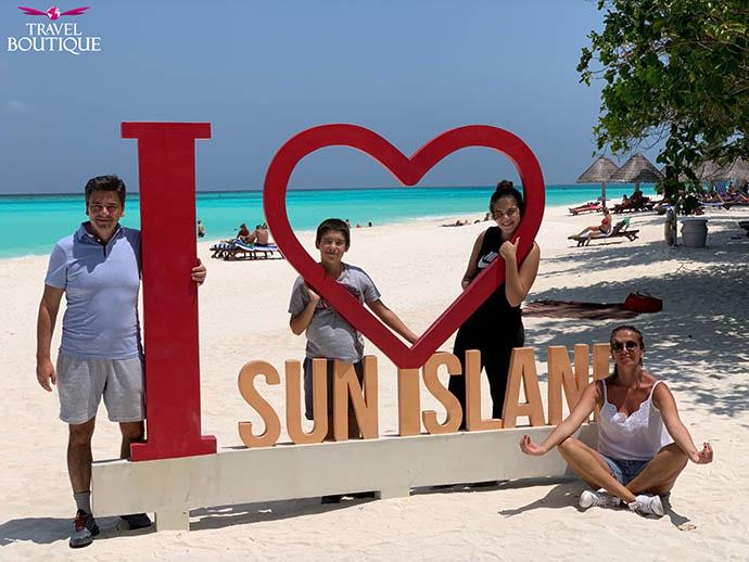 Maldivi Porodica