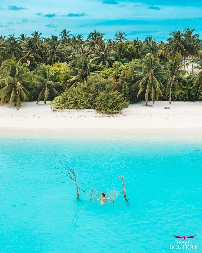 Maldivi Plaža
