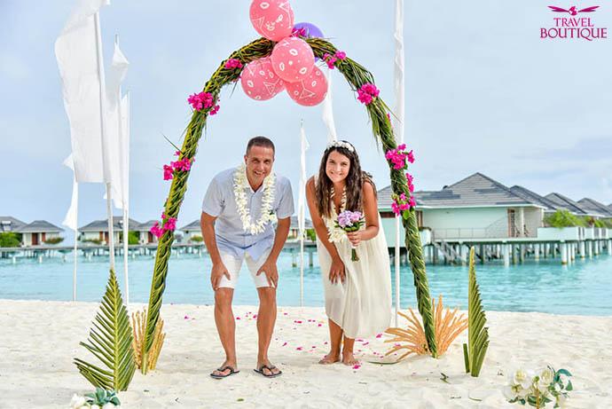 Maldivi Venčanje
