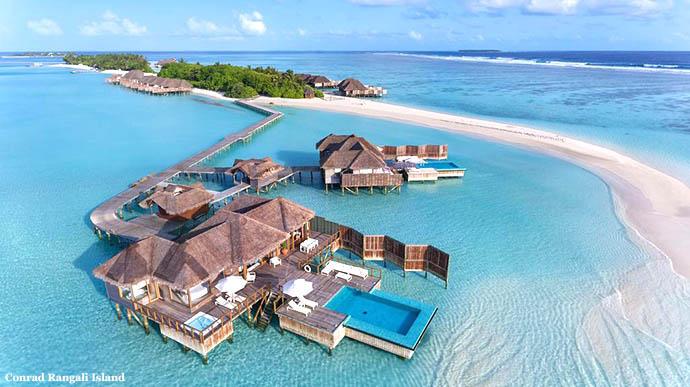 Maldivi Conrad