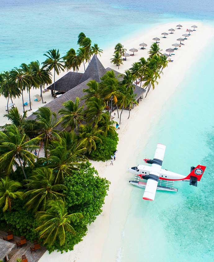 Maldivi lokalni transferi