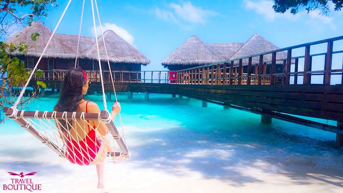 Maldivi vile na vodi 2
