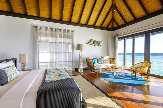 soba hotela na Maldivima