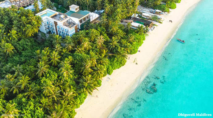 Dhiguveli-Maldives