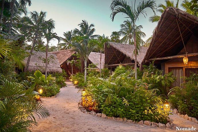 Nomadehotel u Tulumu