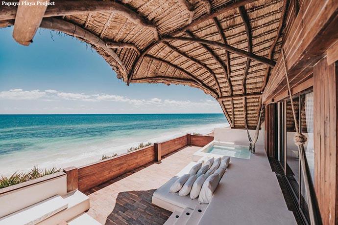 Papaya Playa Project, Meksiko 3