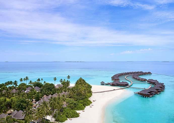 Sun Siyam Iru Fushi hotel na Maldivima