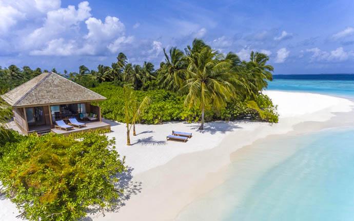 Hurawalhi Island Resort hotel na Maldivima